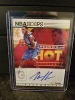2016-17 KRIS DUNN Panini NBA Hoops Rookie Hot Signatures Autograph RC Auto Bulls