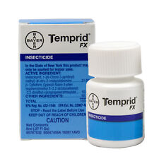 Temprid Bed Bug Killer Spray Temprid Fx Insecticide Mks 1Gl -Not For Sale To: Ny