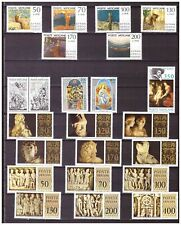 s15541) VATICANO MNH** 1977 Complete Year set 23v