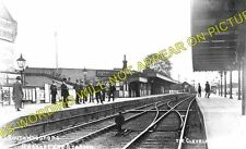 George Lane (South Woodford) Railway Station Photo. Snaresbrook - Woodford (2)