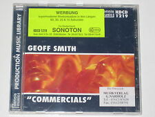 CD/DENNIS MUSIC LIBRARY HDCD 1219/GEOFF SMITH/COMMERCIALS