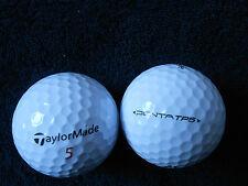 """10 TAYLOR MADE """"PENTA TP5"""" - Golf Balls - """"PEARL/A"""" Grades."""