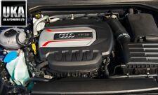 2017 AUDI S3 2.0 TFSI PETROL TURBO ENGINE COMPLETE CODE: CJX 5,000 MILES 12-18
