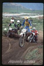 1978 35mm Photo slide  Motocross motorcycle race California #3