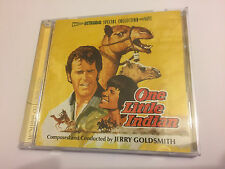 ONE LITTLE INDIAN (Jerry Goldsmith) OOP Intrada Ltd Score OST Soundtrack CD NM