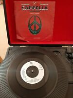 "Cappella – Move On Baby Vinyl 7"" P/S Single IDS 4 1994"