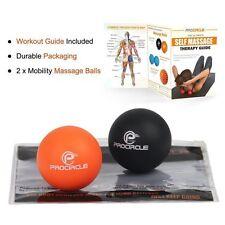 Lacrosse Ball Massage Injury Muscle Foot Release Myofascial Yoga Massage