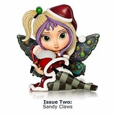 Jasmine Becket Griffith Dusted By Fascination Fairy Figurine Ice and Snow