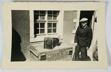 WWII Buchenwald Germany Medical Experiment Rare Original Candid Photograph A177