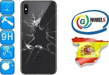 "PROTECTOR DE PANTALLA CRISTAL TEMPLADO TRASERO APPLE IPHONE XS (5,8"") 0.30mm"