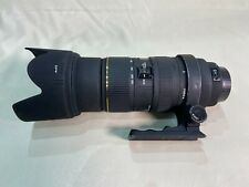 Sigma 50-500mm EX Lens Canon EF Fit