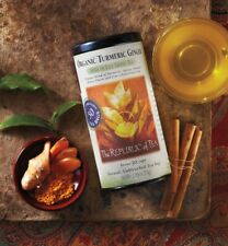 Organic Turmeric Ginger Green Tea, The Republic of Tea, 50 tea bag