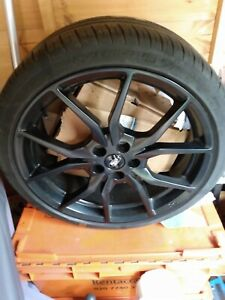 FORD FOCUS RS MK3 FORGED ALLOY 19 INCH