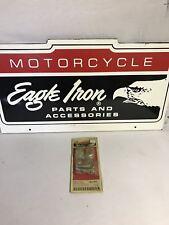 Eagle Iron Motorcycle Footpeg Mounts For Harley Davidson 50900-72TA FXR FXRS XL