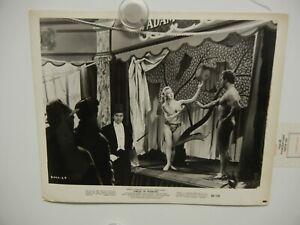 Rare Circus Of Horror (1960) Original Studio Photo 8x10