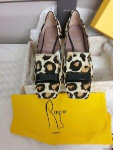 Rayne of LONDON VITELLO shoes UK 3  EU 36  BNIB  RRP £435.00, never worn