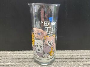 1982 E.T. The Extra Terrestrial Home Collectors Drinking Glass Tumbler Pizza Hut