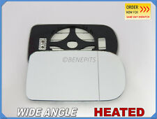 Wing Mirror Glass For BMW SERIES 7 E38 1994-2001 Wide Angle HEATED Right #B004