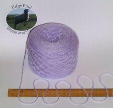 100g Bola Bebé Lila suave hilado de acrílico de doble tejido de lana británica dk