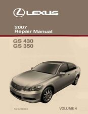 lexus service manual 350 in parts accessories ebay rh ebay ca 2007 lexus gs 350 repair manual Parts Manual
