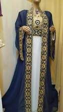 Marroquí Dubái Caftanes Abaya Vestido Muy Elegante Vestido Largo Ms 0573