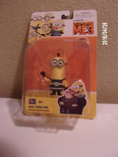 """Despicable Me 3: �Jail Time Tim"""" Collectible Action Figures Thinkway Toys"""