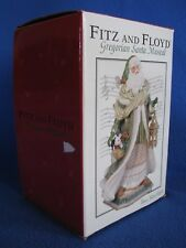 FITZ AND FLOYD GREGORIAN SANTA MUSICAL -2004-  Authentic - NIB - Never Displayed