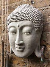 Large Divine Beautiful Buddhas Wall Plaque (10kg) Unique From The Designer Sius.
