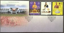 M'sia FDC Heritage of Pahang  24.10.2010
