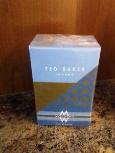 Ted Baker M Eau de Toilette EDT For Men 75ml Spray Men's Fragrances & Aftershave