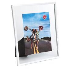 Portafoto Balvi metallo bianco passepartout trasparente 10x15 SPEDIZIONI VELOCI