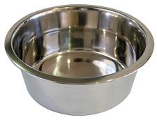 Ciotola in acciaio per cani cm. 20 L.1,90 croci c6fk3054