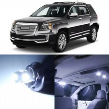 13 x Xenon White Interior LED Lights Package For 2010 - 2017 GMC Terrain +TOOL