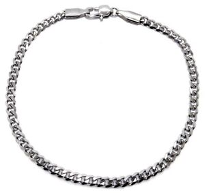 "Armband, Edelstahl, Design ""Panzerarmband"", Silberfarben, Damen, Herren"