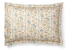 Ralph Lauren Constantina Cassandra King Pillow Sham New