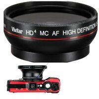 2.2X  Telephoto Tough Lens Pack for Tough TG-6, TG-5, TG-4, TG-3, TG-2 Cameras