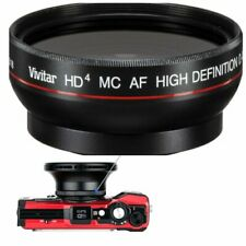 2X OPTICAL HD TELEPHOTO LENS FOR OLYMPUS TOUGH TG-6, TG-5, TG-4, TG-3, TG-2