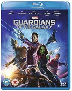 Guardians Of The Galaxy [Blu-ray] [DVD][Region 2]