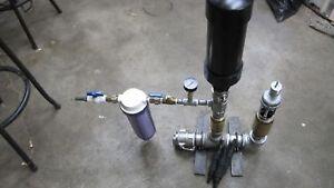 "2"" Ram pump w/sniffer valve, Hydram shtf Water Pump Homestead, Off Grid,"