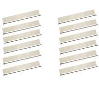 12 x 100mm Impulse Sealer Heat Wire Element & Teflon Tapes Heat Sealing Machines