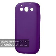 Hama Smartphone-Cover für Samsung Galaxy S3 Hülle Backcover Tasche Violett
