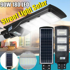 69000LM Solar LED Street Light Commercial Outdoor IP65 Area Security Road Lamp