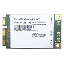 Sierra Wireless AirPrime Mc7355 At&t 4g Lte/hspa 100mbps Pci-e Module WWAN Card