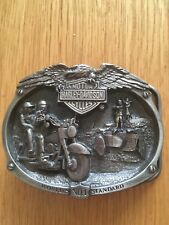 Genuine Harley Davidson Belt Buckle