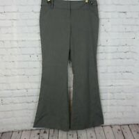 THE LIMITED Collection Women 4S Cassidy Fit Dress Career Pants Slacks Gray