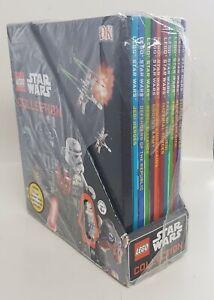 DK LEGO Star Wars Collection 10 Books - Age 7-9 - Hardback - DAMAGED