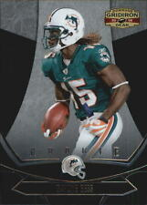 2008 Donruss Gridiron Gear #126 Davone Bess RC Rookie Dolphins /999
