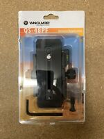 Vanguard QS-48PF Plate Adapter with 1/4,3/8 inch Camera Screw and 140mm Pin