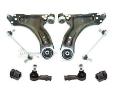 VAUXHALL CORSA C FRONT 2 SUSPENSION WISHBONE ARMS LINKS TRACK ROD ENDS D BUSHES