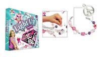 Crystal Jewels Light Up Jewellery Set Arts & Craft Desing & Kids Create Jewllery